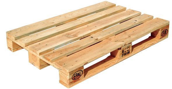Palete de madeira EURO 10 43 23